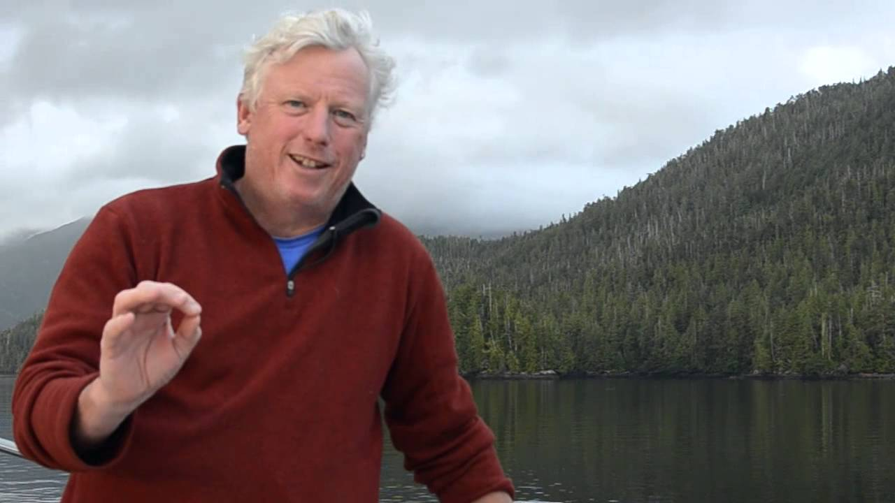 David Miller in the Great Bear - an ecological treasure of species and habitat