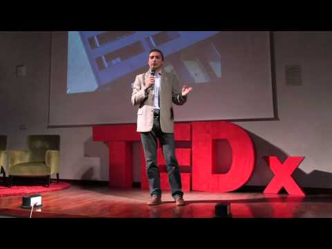 Social Housing: Gian Matteo Apuzzo at TEDxTrieste Simply Different - Disabilities