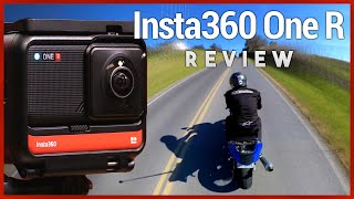 Insta360 One R Review - 360 Action Camera Hybrid Twin Edition