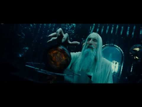 LOTR The Fellowship of the Ring - The Spoiling of Isengard