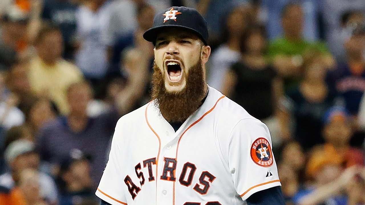 Dallas Keuchel 2017 Highlights Youtube