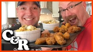 Lobster Mac & Cheese plus Deadly Wing Roulette - Cook&Review | KBDProductionsTV