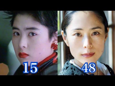 深津絵里 14〜48歳