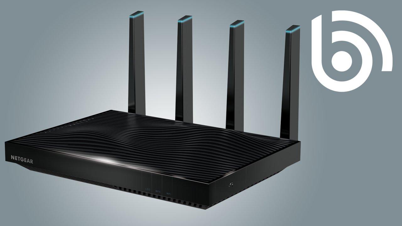 NETGEAR R8500 X8 AC5300 Smart WiFi Router Overview - YouTube