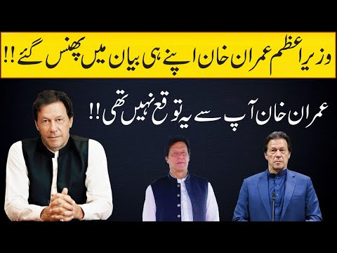 Another U-Turn of Prime Minister Imran Khan | Details by Ameer Abbas