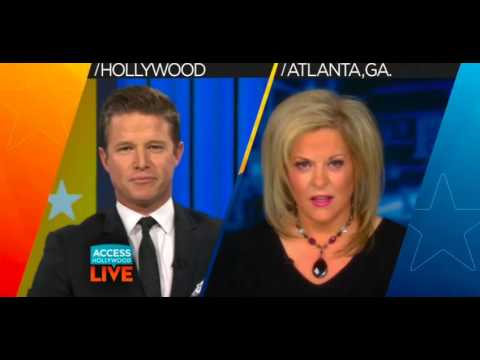 Nancy Grace walks off on Billy Bush
