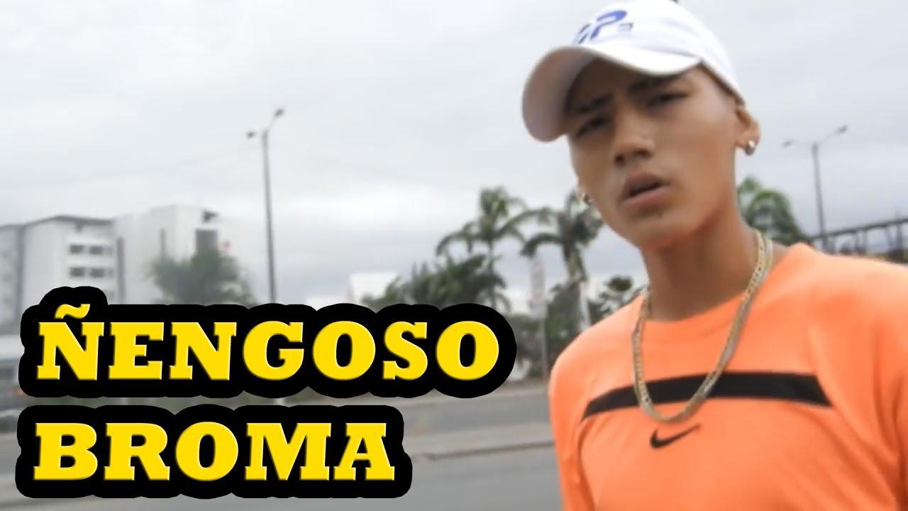 BROMA MUY PESADA A ÑENGOSO FT. FELIPE CRESPO