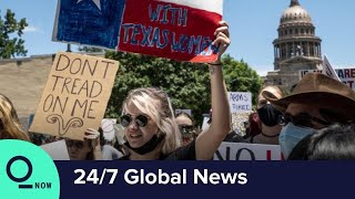 LIVE: Texas' Abortion Law Opens New Front in Legal Culture War|Top News  | NewsBurrow thumbnail