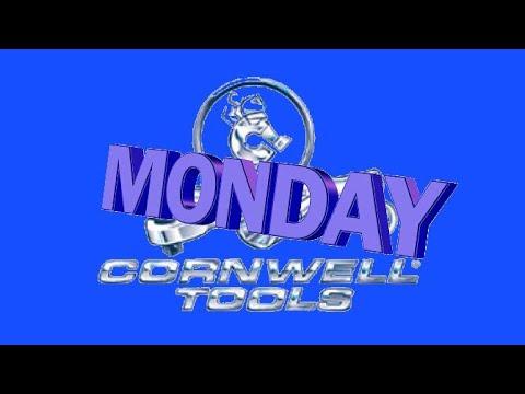Cornwell Monday ! Cool Lights and Terminal Kits