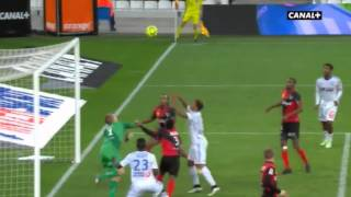 OM - Guingamp 19/01/2015 (Commentaires Canal+)