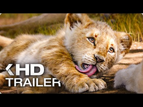 THE LION KING All New Clips & Trailers (2019)