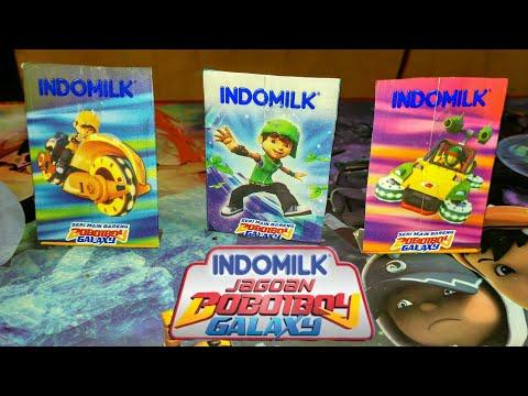 Indomilk  Boboiboy Part 2