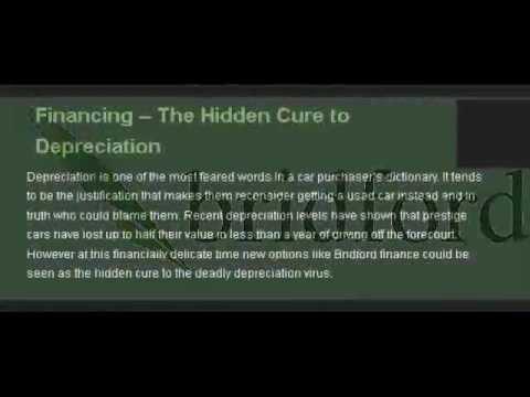 Bridford Financing Hidden Cure To Depreciation