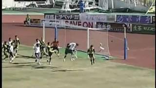 12月4日(土) 2010 J2リーグ戦 第38節 草津 0 - 4 柏 (12:34/正田ス...
