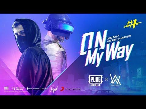 pubg---on-my-way-(lyrics)- -alan-walker- -pubg-mobile-1st-anniversary-theme-song- -hindi-version