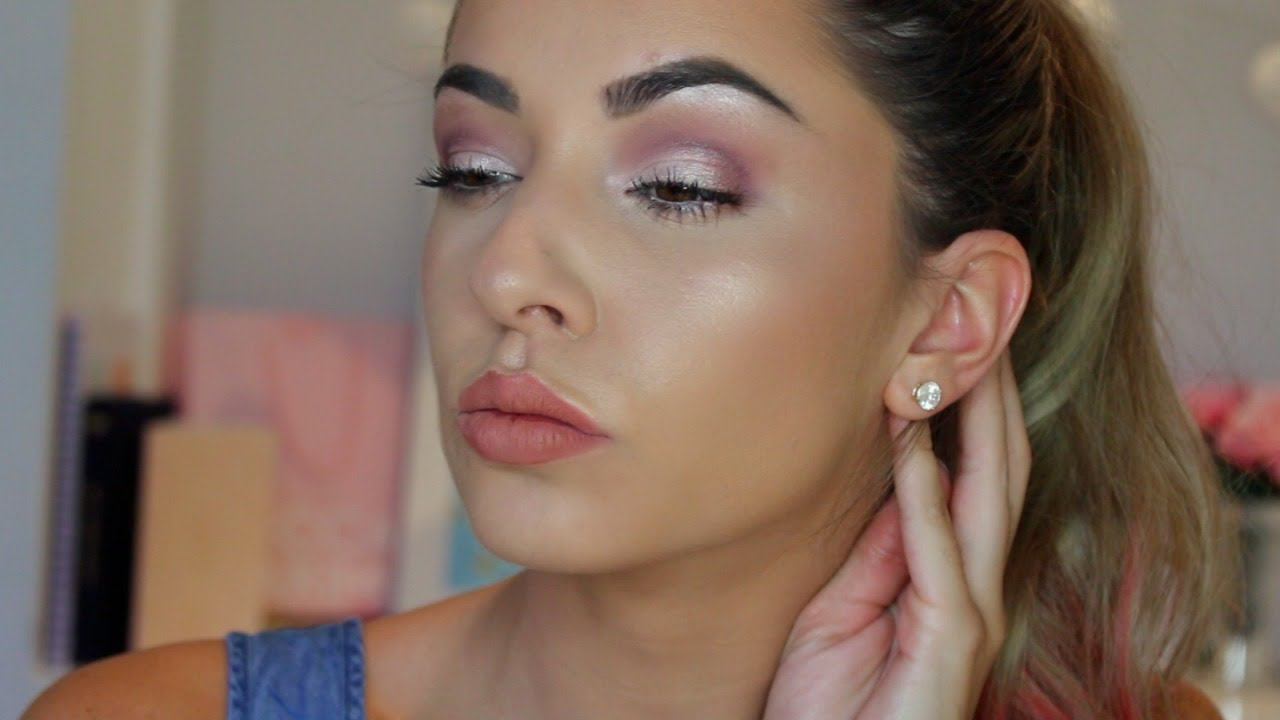 Wedding Makeup Tutorial Carli Bybel : Carli Bybel Makeup Tutorials 2016 - Mugeek Vidalondon