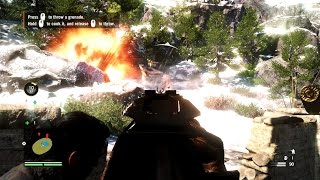 Far Cry 4 Gameplay - Prologue Part 2