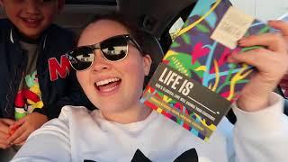 Video Hello YESS - SRV #156 | Sarah Rae Vlogas | download MP3, 3GP, MP4, WEBM, AVI, FLV Oktober 2017