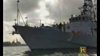 Cyclone class Patrol Ship