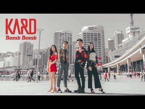 "[KPOP IN PUBLIC] KARD ""Bomb Bomb"" Dance Cover // Australia // HORIZON"