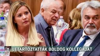 Letartóztatják Boldog István kollegáját 19-12-04