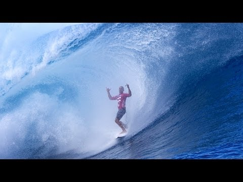 Claims at Teahupoo