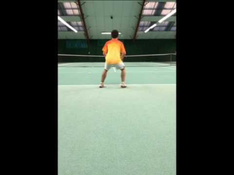 Bourse USA College Tennis OverBoarder - Arthur Scharff