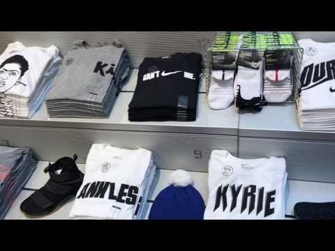 Зашли в магазин Nike в Атланте