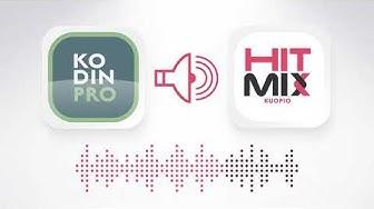 KodinPro / HitMix Kuopio radiohaastattelu