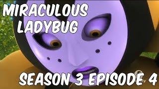 [НОВАЯ СЕРИЯ]  BACKWARDER 3 СЕЗОН 4 СЕРИЯ Miraculous Ladybug season 3 episode 4