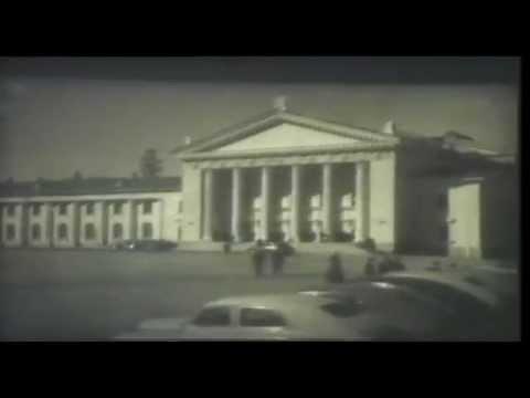 История Ангарска 1 Кинохроника 1955 г.