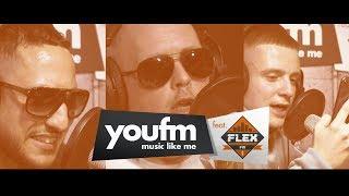 FlexFM - FLEXclusive Cypher 41 (Celo & Abdi, Krime)