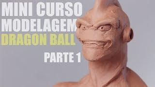 Dragon Ball: Faça o Majin Boo (Mini Curso Modelagem) - feat Claytrix - Part 1