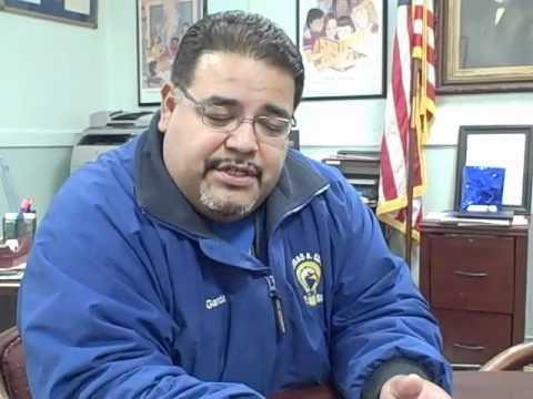 Interview With Pedro Garcia Edison Middle School Principal: Edison as a QEIA School