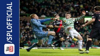 Celtic 2-0 St Mirren, 15/12/2012