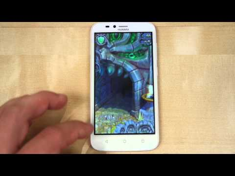 Huawei Ascend Y625 unboxing and hands-on