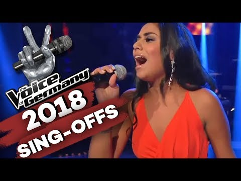 Demi Lovato - Tell Me You Love Me (Linda Alkhodor) | The Voice Of Germany | Sing-Offs