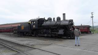 Strasburg RR CN 2-6-0 Mogul