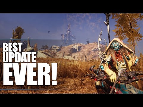 The BEST Warframe Update...EVER! thumbnail