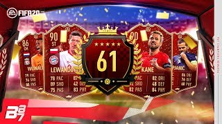 WE GOT THE BEST RED INFORM! TOP 100 FUT CHAMPIONS REWARDS! | FIFA 20 ULTIMATE TEAM