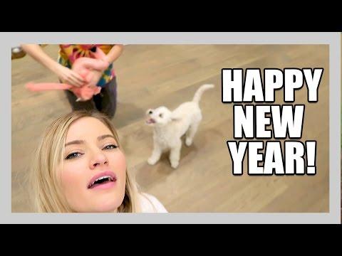 HAPPY NEW YEAR! | iJustine