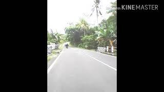 Custome priangan east, road to PHK (Pangandaran Honda Klasik)