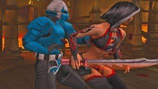 Mortal Kombat Armageddon CYBER SUB-ZERO - FLAWLESS VICTORY - VERY HARD (PS2)【TAS】