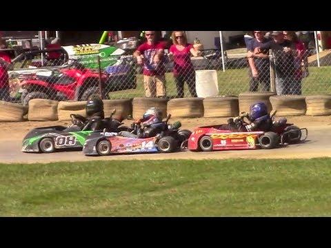 Green Clone Feature | Eriez Speedway | 9-23-17