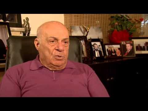 Kıbrıs Vakıfları Rauf Denktaş röportajı / Muzaffer Şenel