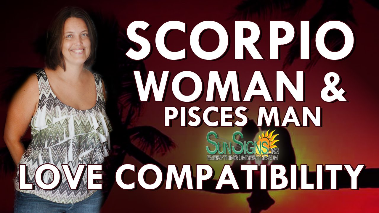 pisces wants scorpio woman back