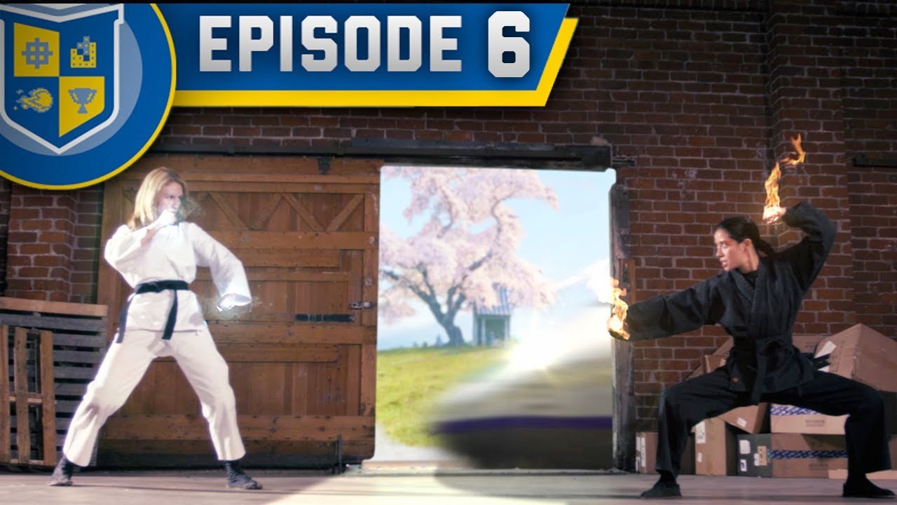 Video Game High School Vghs S2 Ep 6 Youtube