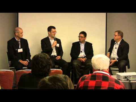 Alfresco Summit 2013: Putting Content to Work in Financial Services