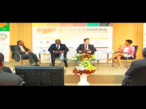 ZIMEC debate - Accelerating Zambia's economic growth