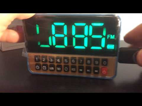Time Clock Speakers Ws-1513 инструкция по применению img-1